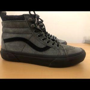 Vans sk8 hi MTE Corduroy shoes